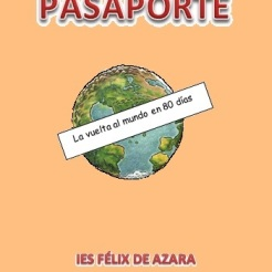 Para dar la vuelta al mundo se necesita pasaporte