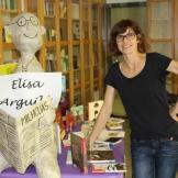 Elisa Arguilé, ilustradora, en nuestra biblioteca